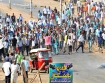 La police intervient violemment dans les manifestations à Khartoum