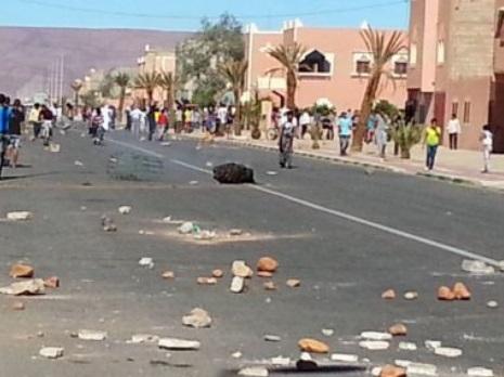 L'Algérie mise à l'index dans les évènements d'Assa