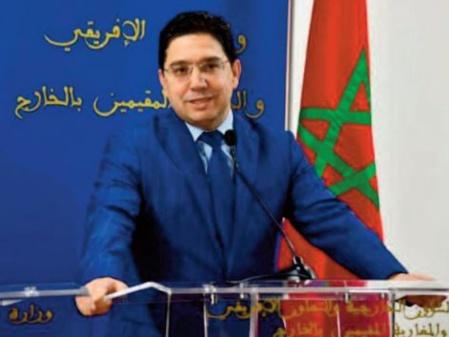 Nasser Bourita : Pour le Maroc, le multilatéralisme de solidarité est une doctrine découlant de la vision de S.M le Roi