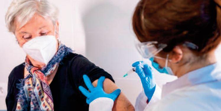 Le régulateur européen doit se prononcer sur la troisième dose du vaccin anti-Covid début octobre