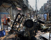 Bilan revu à la hausse après l'attentat de Peshawar au Pakistan