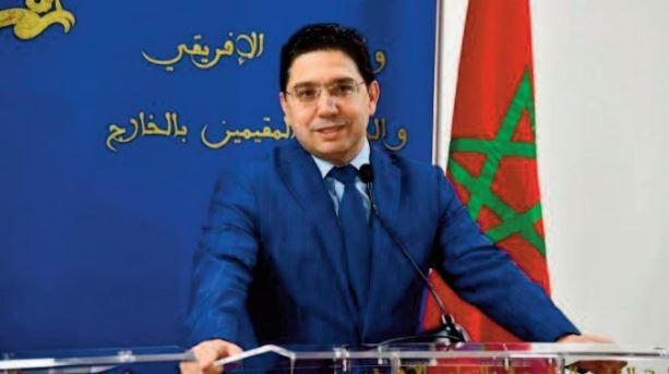 Nasser Bourita : Sous le leadership de S.M le Roi, le Maroc a toujours fait preuve d'inventivité pour adresser la question d'énergie