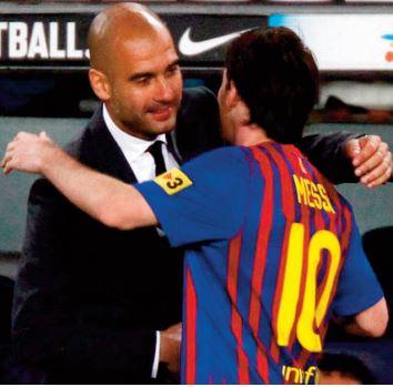 Messi Guardiola Ils se sont tant aimés