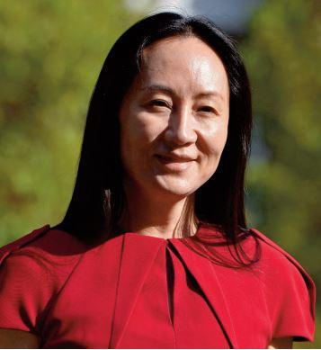 """Meng Wanzhou, """" princesse """" de Huawei et visage de la """"Guerre froide 2.0"""""""