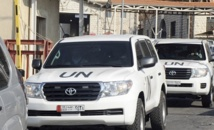 Les inspecteurs arrivent en Syrie pour détruire les armes chimiques