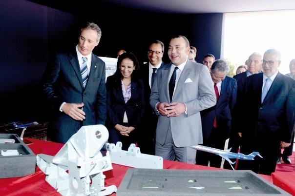 Le Maroc se dote d'une infrastructure appropriée pour le développement de l'aéronautique
