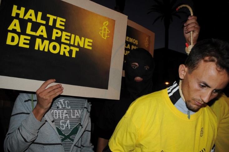 Tous contre la peine de mort