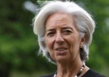Christine Lagarde appelle Athènes à avancer sur les réformes