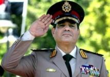 Le général Sissi pour une transition rapide en Egypte