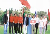 Suprématie de la sélection marocaine au championnat arabe juniors de golf