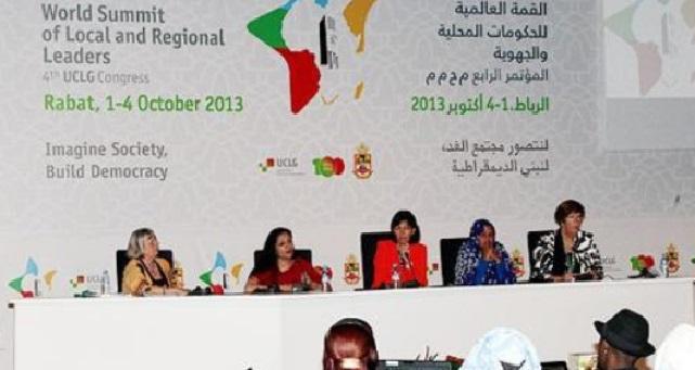 «Imaginer la société, construire la démocratie» au Sommet mondial des dirigeants locaux
