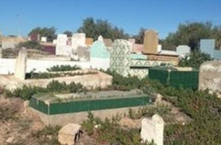 Les cimetières d'Essaouira s'offrent un lifting