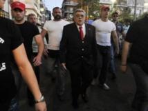 Le leader du parti néonazi grec placé en détention provisoire
