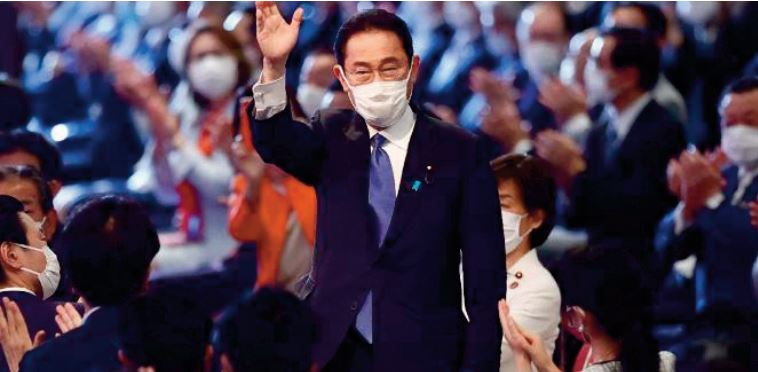 Fumio Kishida Un homme de consensus pour diriger le Japon