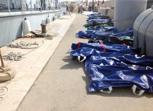 L'Italie pleure les migrants morts à Lampedusa