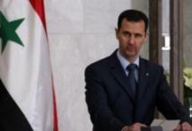 Mise en garde du président Al-Assad à la Turquie