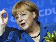 Merkel engage les négociations avec les sociaux-démocrates