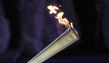 Un fort dispositif sécuritaire pour la flamme olympique à Moscou