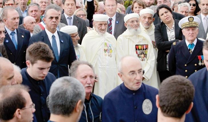 La France se souvient et répare l'oubli, la Corse rend hommage aux goumiers libérateurs