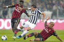 La Juventus s'offre le Milan AC