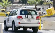 Entame de la destruction de l'arsenal chimique syrien