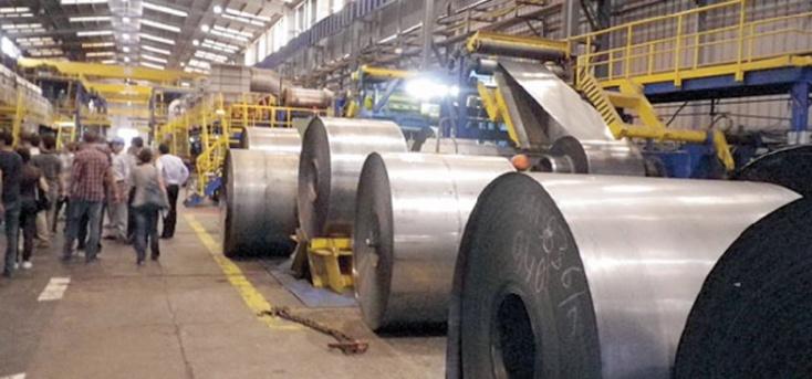 La sidérurgie nationale de plus en plus en difficulté