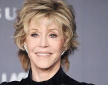L'actrice américaine Jane Fonda recevra le Lifetime Achievement Award