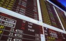 Le blocage budgétaire n'influence pas les bourses aux USA