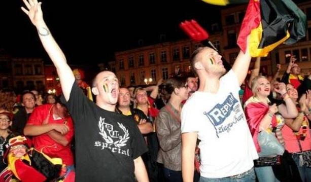 Des supporteurs italiens revendiquent le droit d'être mal éduqués