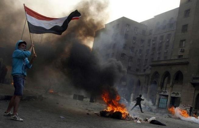 Washington suspend une partie de son aide militaire au Caire