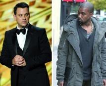 Quand les stars se clashent :  Jimmy Kimmel vs Kanye West
