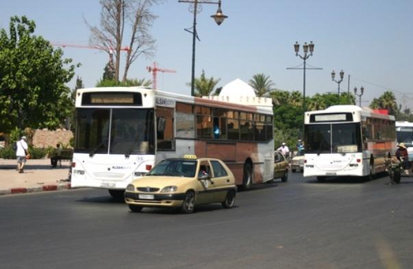Le transport public toujours en panne