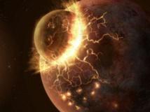 Mars aurait abrité des supervolcans