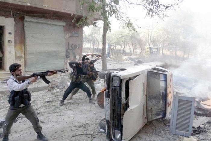 Human Rights Watch épingle la rébellion syrienne