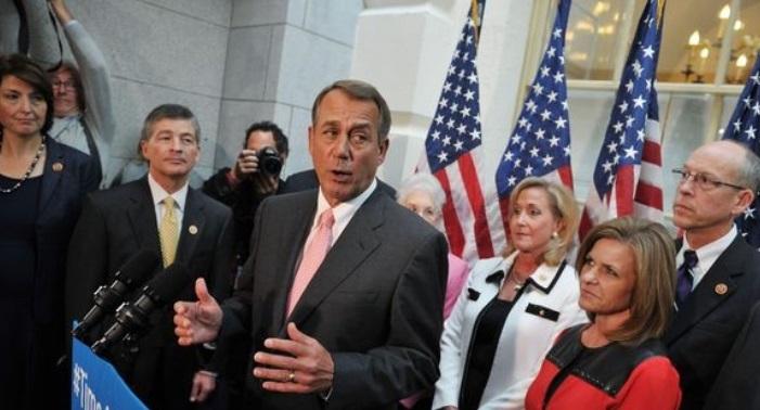Percée en vue dans la crise budgétaire américaine