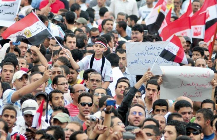 Egypte: un pays, deux sociétés