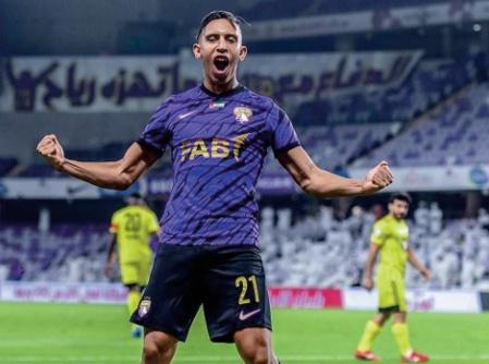 Rahimi, meilleur joueur du mois aux EAU