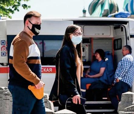 Le Kremlin s'alarme de la mortalité mais exclut de nouvelles mesures