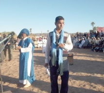 L'écrivain marocain Abdelaziz Errachidi