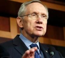 Négociations au Sénat américain sur la dette