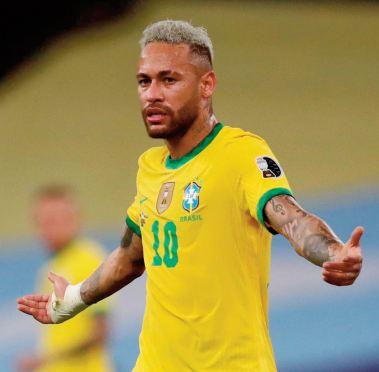 Neymar sur le divan: Le Brésil incrédule