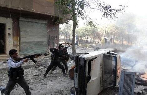 Les violences se poursuivent en Syrie