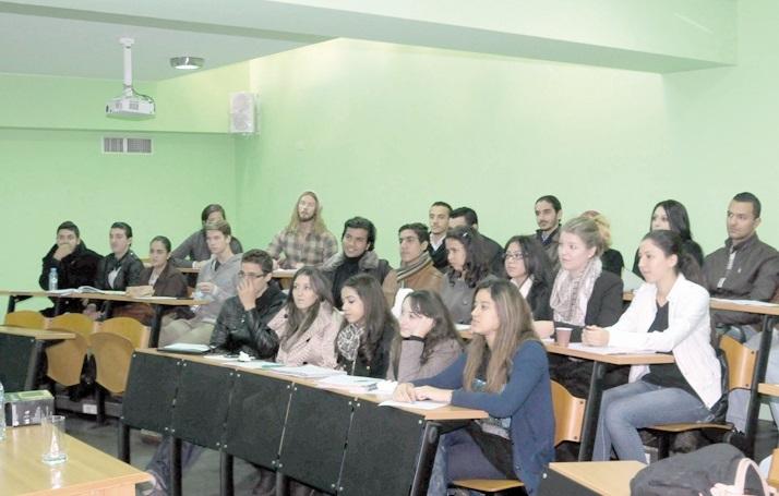 Marrakech, une ville attractive pour l'enseignement supérieur privé