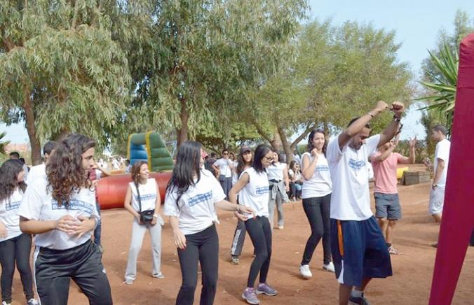Journée d'intégration pour les nouveaux élèves