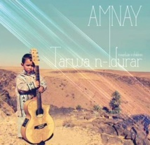 Le 4ème album d'Amnay  dans les bacs