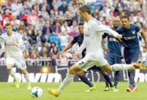 Le Barça accroché, le Real relancé