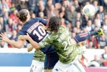 Ibrahimovic et Cavani font briller le PSG