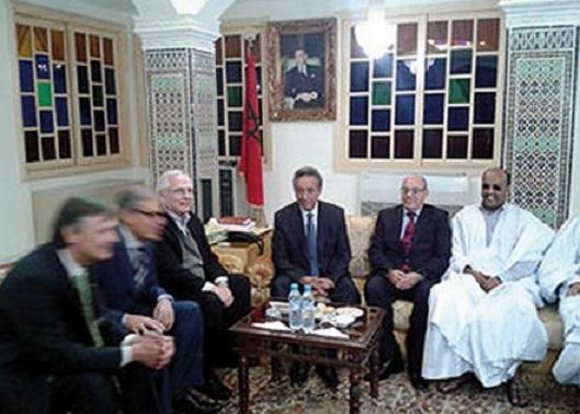 En mal de propositions concrètes, le Polisario sert la même litanie à Christopher Ross