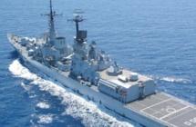"""Le """"Standing NATO Maritime Group Two"""" en escale au port de Casablanca"""