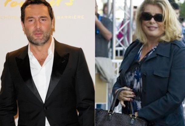 Quand les stars se clashent : Gilles Lellouche vs Catherine Deneuve